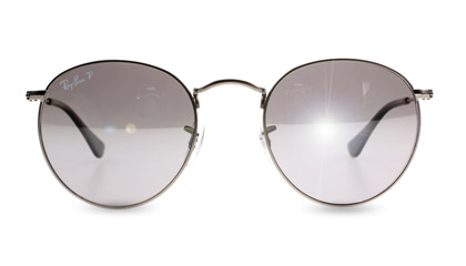 Ray-Ban 3447 Round Metal Sunglasses at Sunglasses Shop
