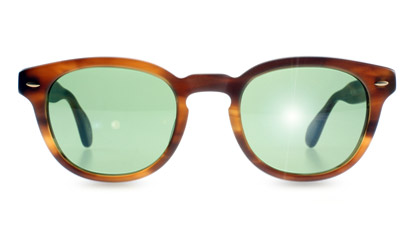 Oliver Peoples Sheldrake Sunglasses at Sunglasses Shop
