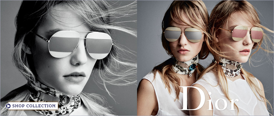 Dior Sunglasses Collection