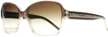 Burberry 4108 Brun Gradient 328213