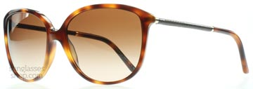 Burberry 0be 4118q Havana 331613
