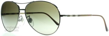 Burberry 3056 Silver 100313