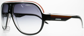 Carrera Speedway Svart Crystal Orange KEE