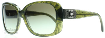 Chanel 5234Q Green Algue 13943M