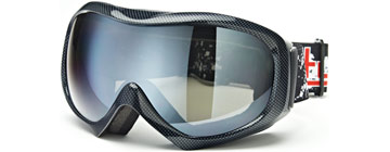 Dirty Dog Goggles Bluff Carbon 54042