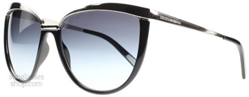 Dolce and Gabbana 2096 Svart 061/8G