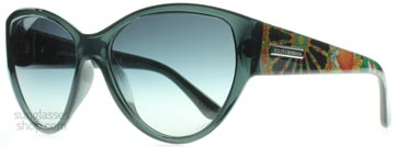 Dolce and Gabbana 6064 Mörk Transparent Grå 25108G