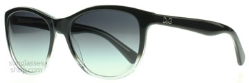 Dolce and Gabbana 3091 Svart Gradient 26028G