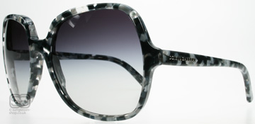 Dolce and Gabbana 4075 Grå 16248G