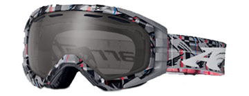 Arnette Goggles Mercenary Iron Grey Plaid AN5002-09