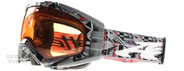 Arnette Goggles Mercenary Iron Grå Plaid 5002-27