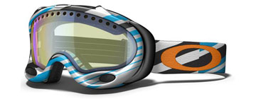 Oakley Goggles A Frame Jewel Blue 57-545