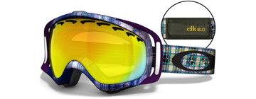 Oakley Goggles Crowbar Danny Kass Signature Series Grunge 57-090