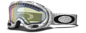 Oakley Goggles Elevate Vit Factory Text 57-211