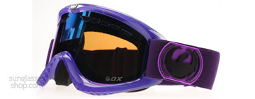 Dragon Goggles DX Liquid Lila Haze 722-2459