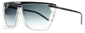 Gucci 3505 Svart Crystal wow