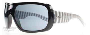 Le Specs Tech Invasion Svart 1002410