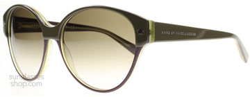 Marc by Marc Jacobs 200 Oliv Violett 60T DB