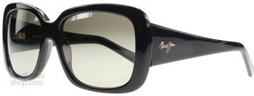 Maui Jim Lani Svart GS239-02 Polariserade