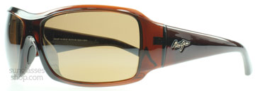 Maui Jim Nine Palms Rootbeer H255-26 Polariserade