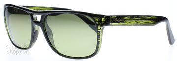 Maui Jim Waterways Olive Stripe HTS267-15C Polariserade
