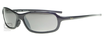 Maui Jim Whitecap Svart 107-02 Polariserade