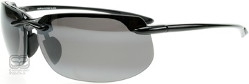 Maui Jim Banyans Neutral Grå 412-02 Polariserade