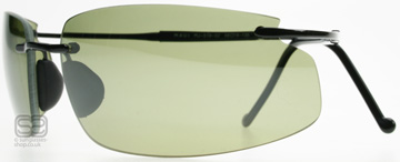 Maui Jim Big Beach Svart HT518-02 Polariserade