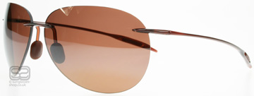 Maui Jim Sugar Beach Rootbeer H421-26 Polariserade