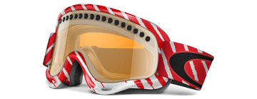 Oakley Goggles XS O Frame Highlight Guld 57-427
