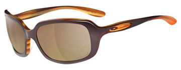 Oakley Women Disguise Randig Plommon OO2030-06 Polariserade