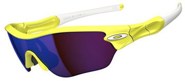 Oakley Women Radar Edge Mellow Gul OO9184-02