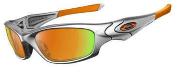 Oakley Straight Jacket Silver 04-331