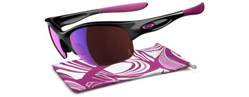 Oakley Women Commit Sq Polerad Svart 24-330