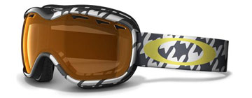 Oakley Goggles Stockholm Graphite Houndstooth 57-614