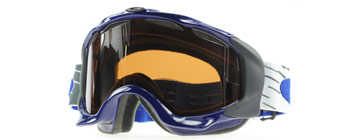Oakley Goggles Twisted-X-Weave Spectrum Blå 57-709