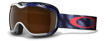 Oakley Goggles Stockholm Snow Traction Blå 57-769