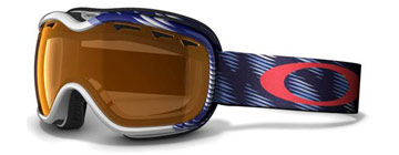 Oakley Goggles Stockholm Snow Traction Blå 57-905