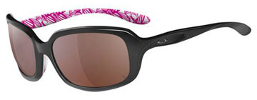 Oakley Women Disguise Polerad Svart OO2030-07