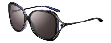 Oakley Women Changeover Nightfall Stripes Polariserade