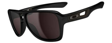 Oakley Dispatch II Polerad Svart OO9150-01
