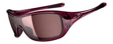 Oakley Women Ideal Crystal Raspberry OO9151-05 Polariserade