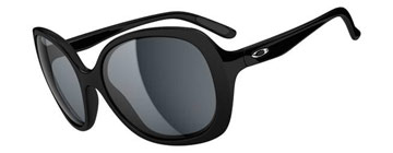 Oakley Women Backhand Polerad Svart OO9178-01