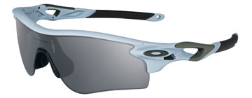 Oakley Radarlock Matte Blue Ice OO9181-10