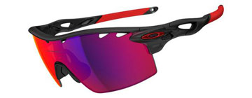 Oakley Radarlock Matt Svart Ink OO9196-02 Polariserade
