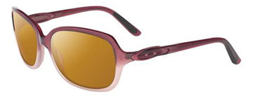Oakley Women Obligation Rosa Havanna OO2034-06 Polariserade