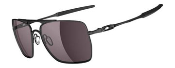 Oakley Deviation Matt Svart oo4061-01