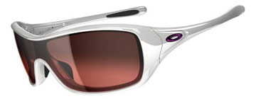 Oakley Women Ideal Polerad Vit OO9151-02