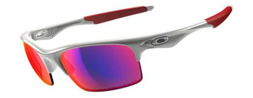 Oakley Bottle Rocket Polerad Vit OO9164-04 Polariserade
