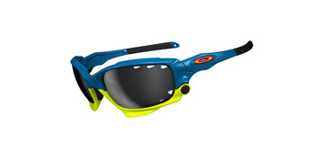 Oakley Racing Jacket Fathom Pacific Blue OO9171-15